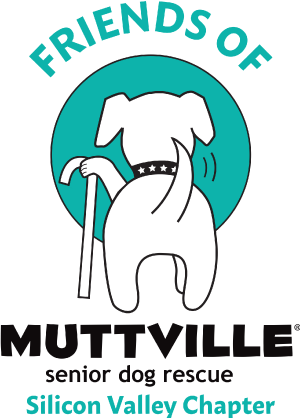 Friends of Muttville: Silicon Valley Chapter logo