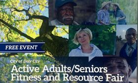 Active Adults/Seniors Fitness & Resource Fair