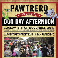 Pawtrero's 12th Annual Dog Day Afternoon
