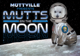 Mutts on the Moon - Senior Prom!